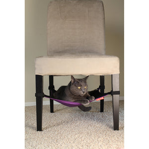 Cat Crib Adjustable Cat Hammock