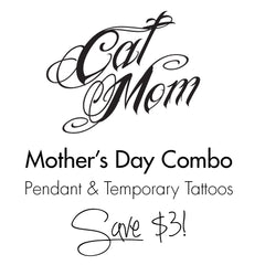 Cat Mom :: Mother's Day Combo