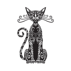 Cattoo Design Temporary Tattoos for Cat Lovers