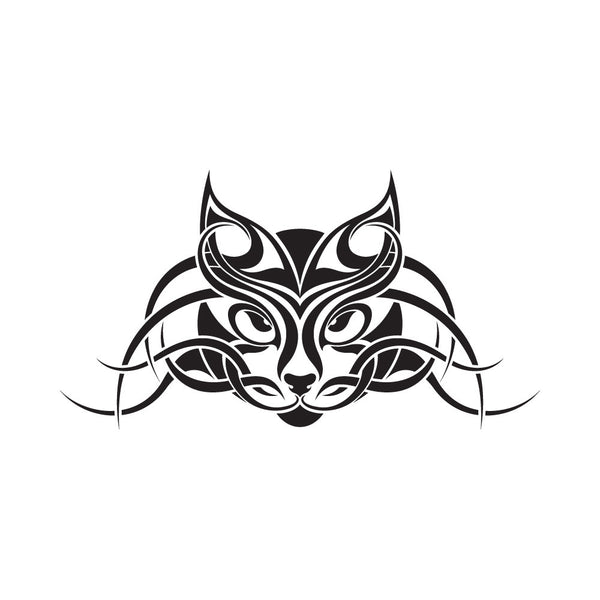 Cattoo Design Temporary Tattoos For Cat Lovers Hauspanther
