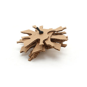 Eco Splats - Eco-friendly Cardboard Cat Toys (Set of 2 Toys)