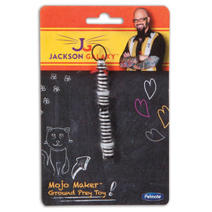Refill for Jackson Galaxy Ground Prey Mojo Maker Wand Cat Toy