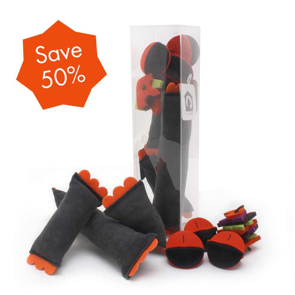 LIMITED EDITION Halloween Cat Toy Gift Box