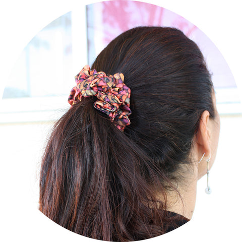 Junk Food Hair Scrunchies