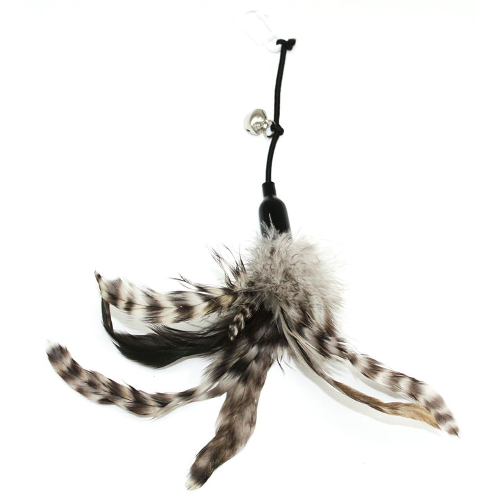 Katt3 Hanging Feather Toy