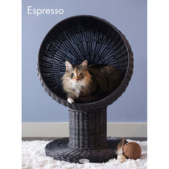 Kitty Ball Bed from The Refined Feline