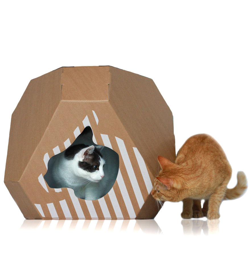 MIA Cat House from MyKotty