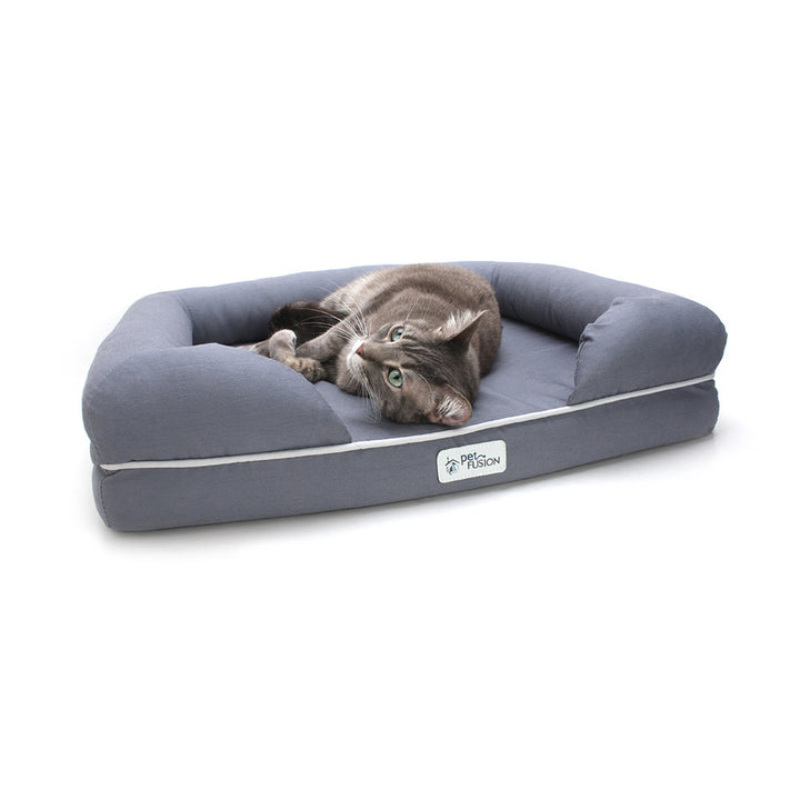 Ultimate Memory Foam Cat Bed from PetFusion