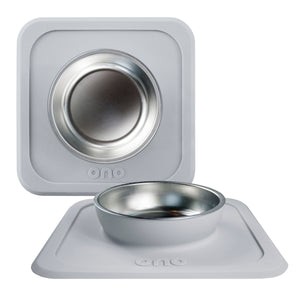 Ono Good Bowl (Single) :: Feeding Bowl & Silicone Mat
