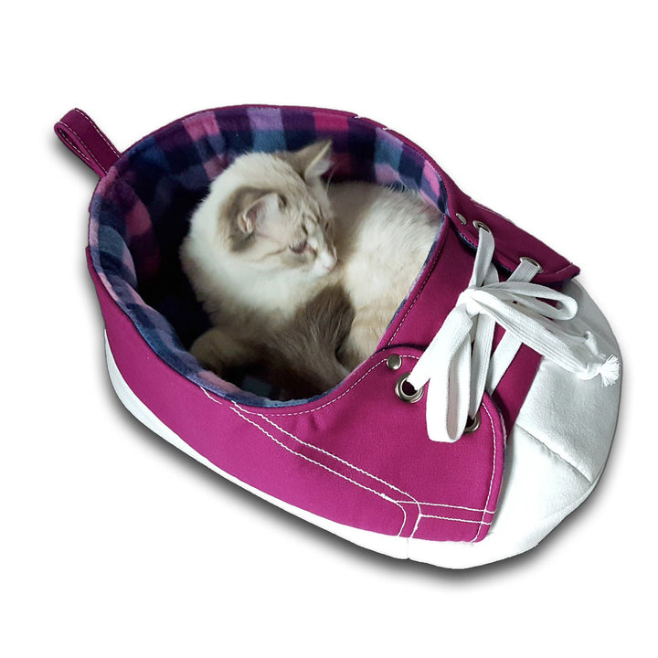 Sneaker Cat Bed from Napping JoJo