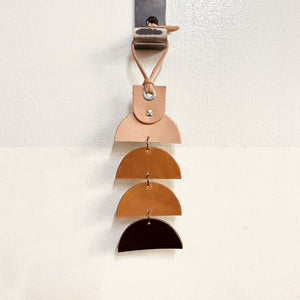 Leather Bookmark - What's Cookin'