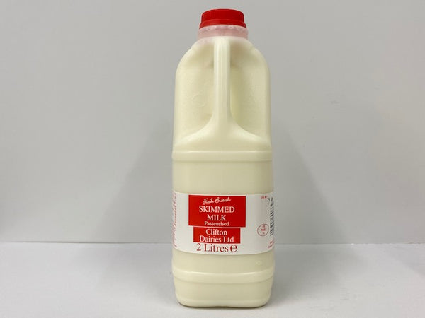 Milk Skimmed Red 2 Litre