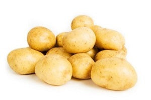 Potatoes Washed Whites 1kg