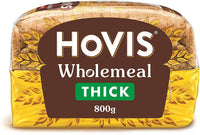 Hovis Bread Wholemeal Thick Sliced 800g