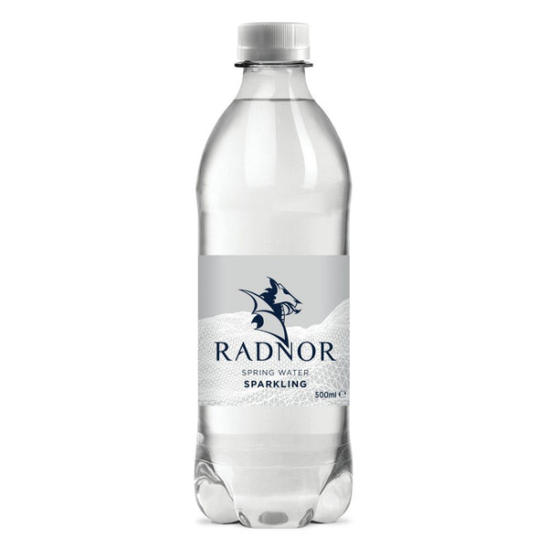Water Sparkling Screw Cap 24 x 500ml