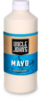 Mayonnaise Ltr Uncle Johns