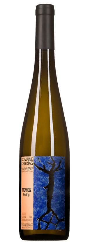OSTERTAG :: FRONHOLZ RIESLING ·2018·  0,75L.
