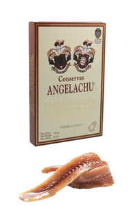 ANGELACHU :: ANCHOAS DEL CANTÁBRICO - HANSA ( 58 grs. ESCURRIDO) (12 uds.)