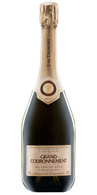 J. DE TELMONT :: GRAND COURENNEMENT BRUT 2002 0,75 L.
