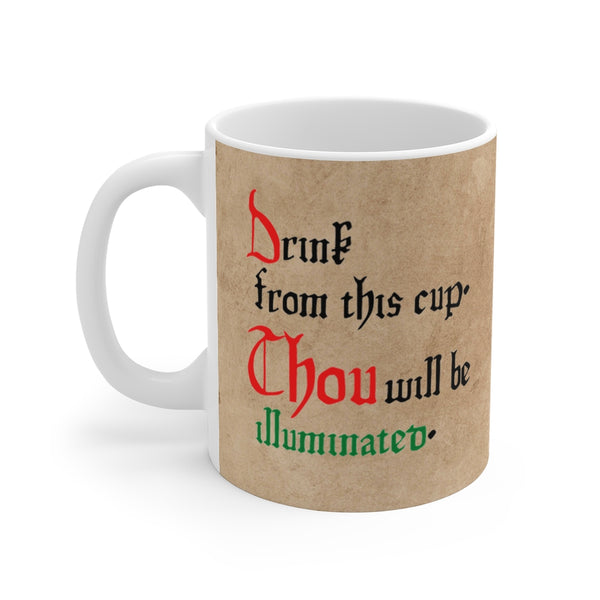 Medieval Inspiration coffee gift
