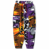 Military Colors Pants