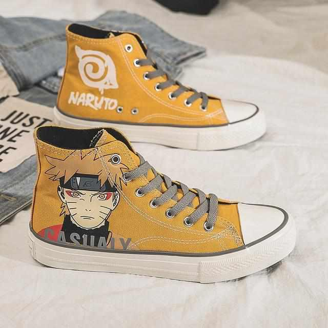 NARUTO Sneakers-Urban Shoes