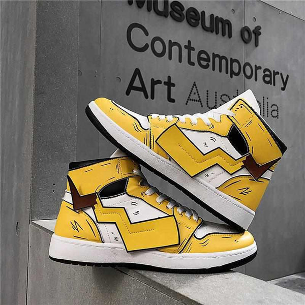 PIKACHU MAX Sneakers-Urban Shoes