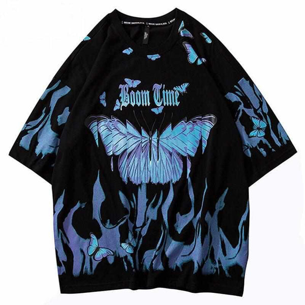 "UB ""Inferno Butterfly"" Tee-Urban Shoes"