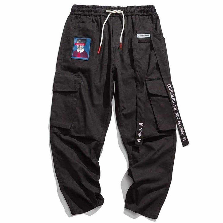 "UB ""Outsiders"" Pants-Urban Shoes"