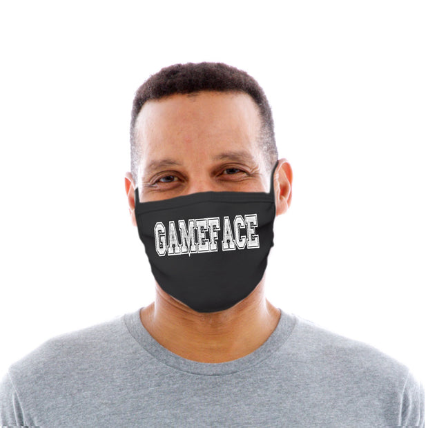 Adult Cotton Protective Mask with Gameface
