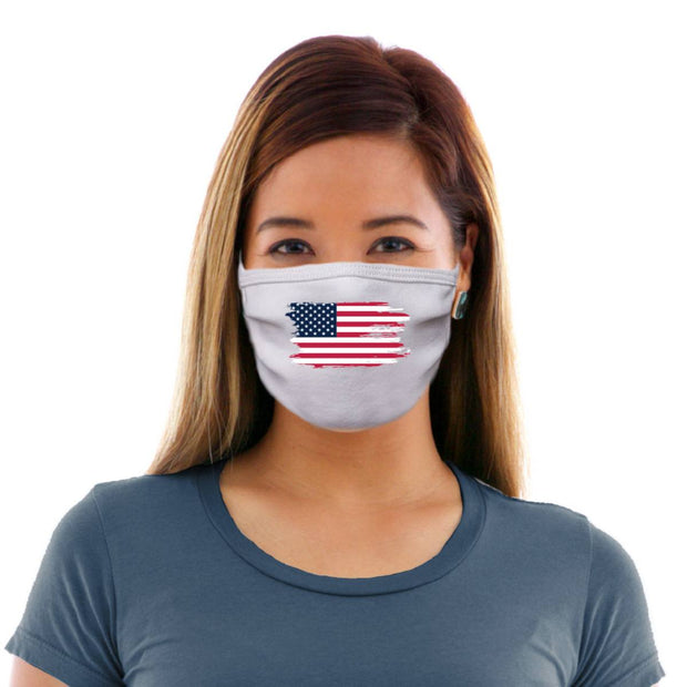 Adult Cotton Protective Mask with Be Kind