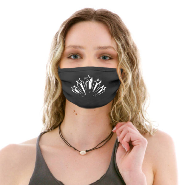 Shooting Star Adult Cotton Protective Mask