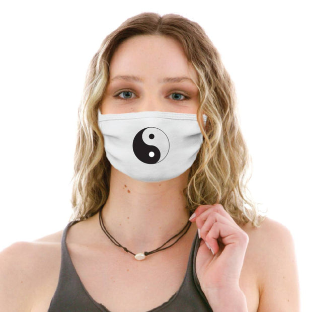 Yin Yang Adult Cotton Protective Mask