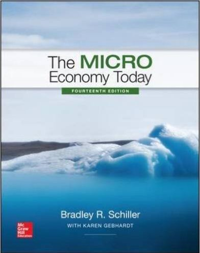 The Micro Economy Today 14th Edition