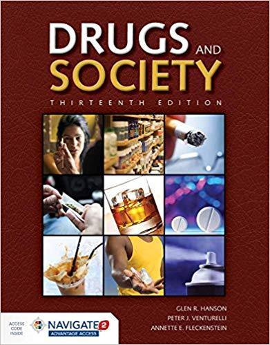 Drugs and Society 13 Edition