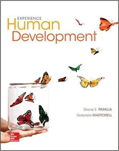 Experience Human Development 13th Edition