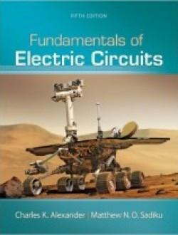 Fundamentals of Electric Circuits 5th Edition