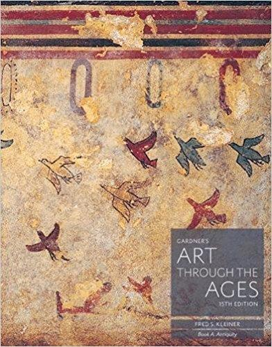 Gardner's Art through the Ages: Backpack Edition, Book A: Antiquity 15th Edition