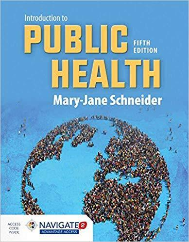 Introduction to Public Health 5th Edition
