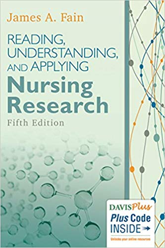 Reading, Understanding, and Applying Nursing Research 5th Edition