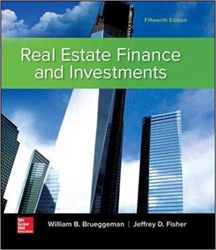 Real Estate Finance and Investments 15th