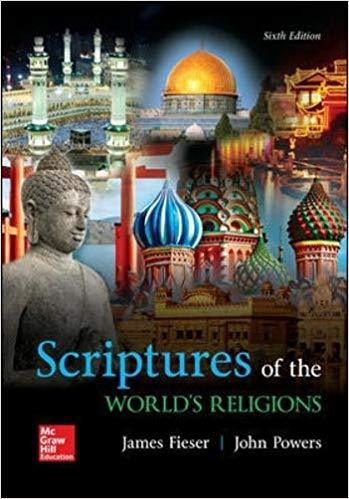 Scriptures of the World's Religions 6th Edition