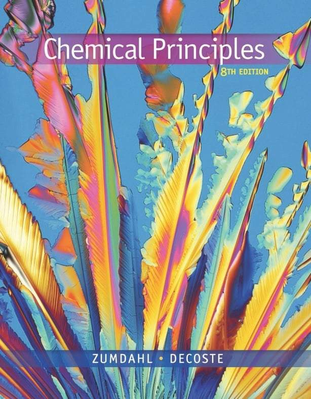 Chemical Principles 8th Edition by Zumdahl, DeCoste