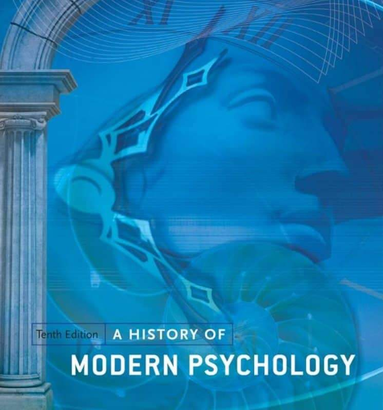 A History of Modern Psychology   10th Edition   Duane P. Schultz, Sydney Ellen Schultz