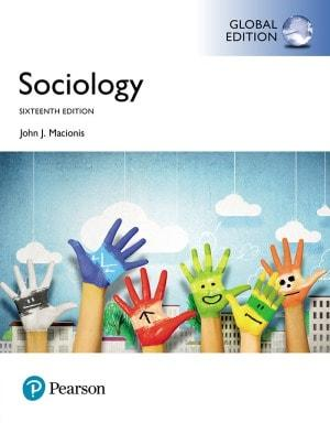 Sociology (16th Edition   Global)