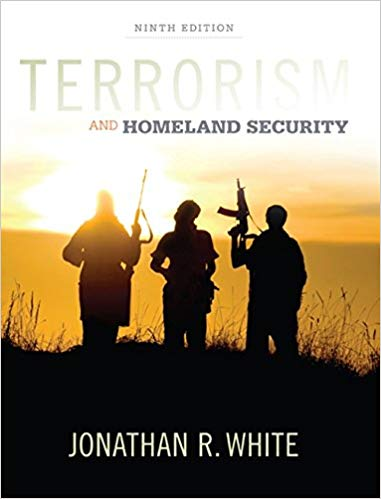 Terrorism and Homeland Security 9th Edition   (MindTap Course List)