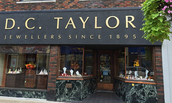 D.C. Taylor Jewellers - Downtown Owen Sound