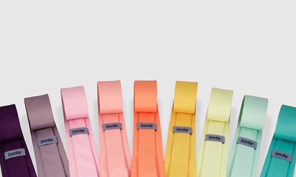 Ties Matched to Azazie Colors