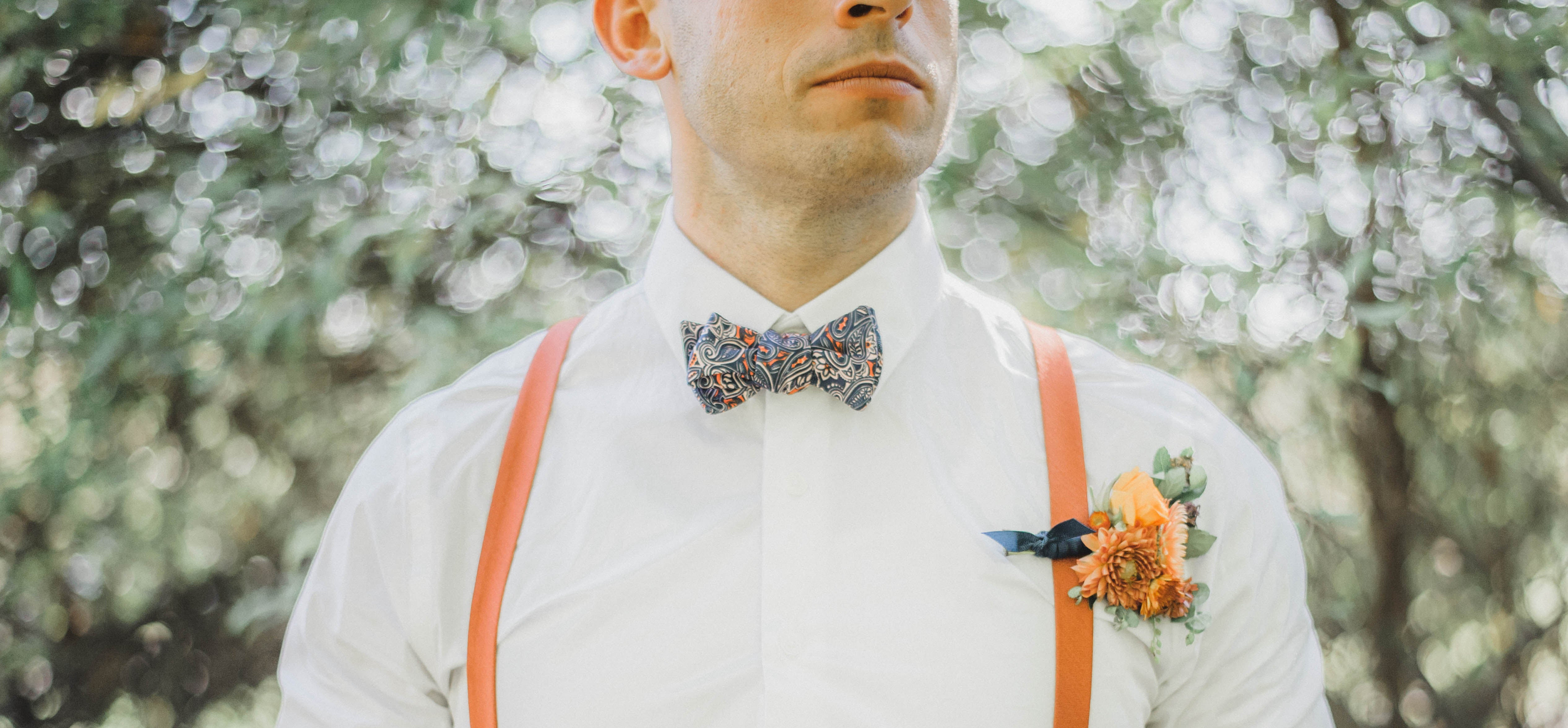 Practical Groomsmen Gift Ties
