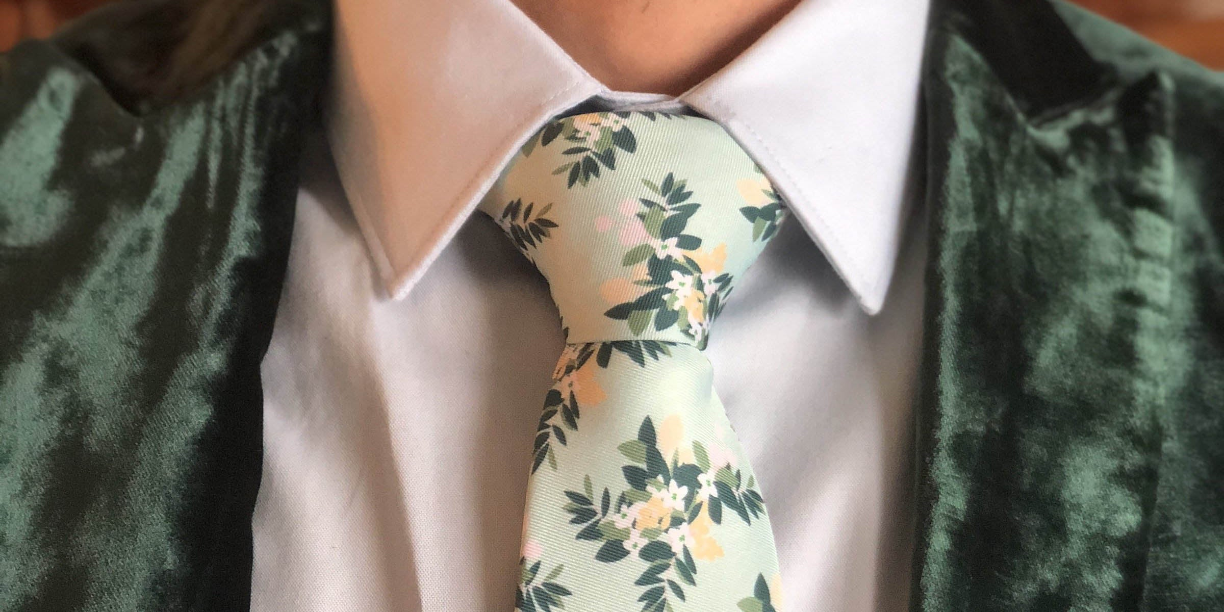 ustom Neckties - No Minimum